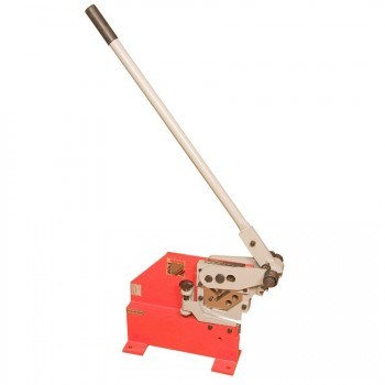 Shear metal lever Holzmann PSS22-double spring - blade 175 mm