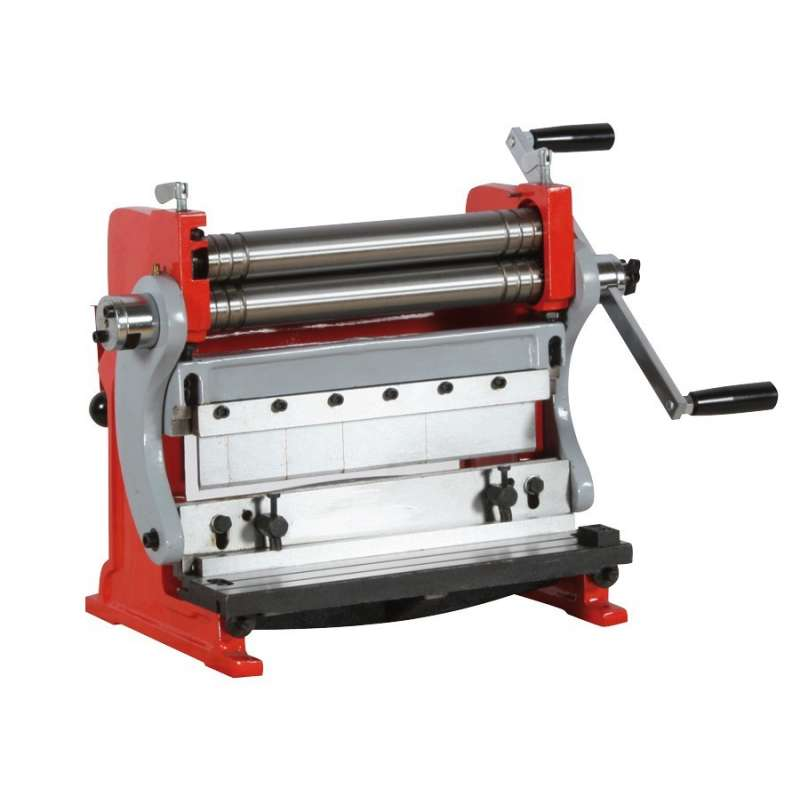 Rolling, booklet and shears! 3 in 1 in 305 mm!