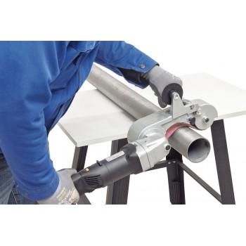Belt sander portable metal Holzmann RSG620