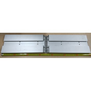 Guide de sécurite à barettes Holzprofi pour toupie longueur 700 mm
