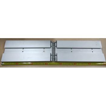 Guide safety in the slat for spinner length 700 mm