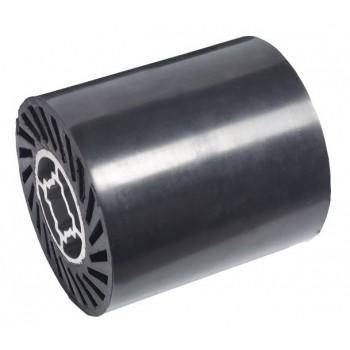 Rotolo di strisce di metallo di levigatrice lucidatrice SM100 80 grana abrasiva