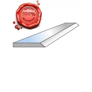 Cuchilla para cepilladora 260 x 25 x 3.0 mm - HSS 18% de calidad Superior !