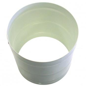 Raccordo per flessibili diametro 80 mm