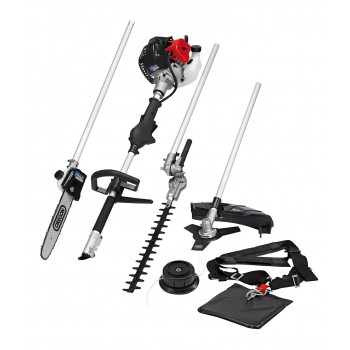 Brush cutter Scheppach MFH3300-4 p garden tool