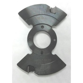 Porte-outils intermédiaire pour outil à rainer extensible 5-9.5 mm