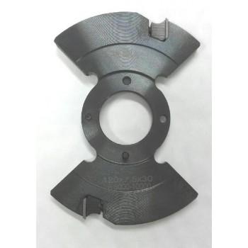 Werkzeug-Rainer erweiterbare 5-9,5 mm - 8 Tassen