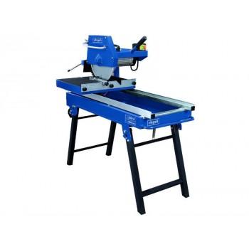 Tagliapiastrelle elettrico sulla tabella Scheppach HSM3500