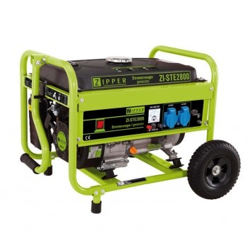 Generator construction Zipper-ZI-STE2800