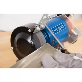 Mini bench grinder Kity Scheppach HG34 + 100 accessories