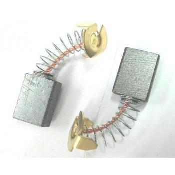 Kohlebürsten für radiale Saw Kity MS254 (2-er Set)
