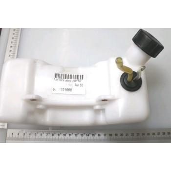 Réservoir à essence pour outil multifonction Scheppach MFH3300-4P