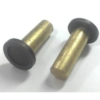 Cuscinetto posteriore per sega a nastro Kity 673, Basato 3H e Basa il 3.0 V (confezione da 2)