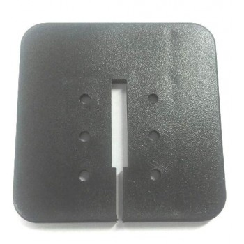 Plate light for bandsaw Kity 613F and 673 (table cast iron steel in U)