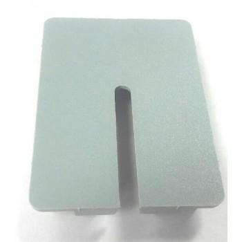 Plaque lumière pour scie à ruban Kity 413 et Kity 613 avec table fonte alu