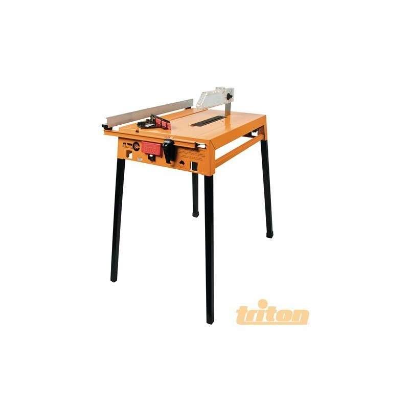 table de sciage triton tcb100 probois machinoutils. Black Bedroom Furniture Sets. Home Design Ideas