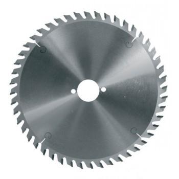 Hoja de sierra circular diámetro 200 mm eje 20 mm - 48 dientes (mini combinado)