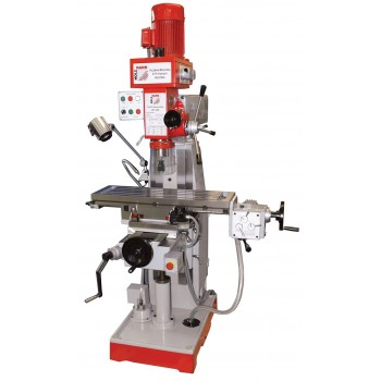 Universal milling machine Holzmann BF500 - 400 V