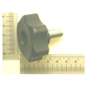 Rodamiento - rueda lateral para guiar la hoja de Sierra de cinta 613 Kity, Scheppach base 3.0