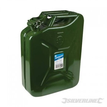 Silverline 20 L gasoline can