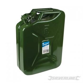 Bidon d'essence Silverline 20 L