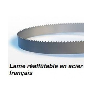 Hoja para sierra de cinta 2215 mm ancho 20 mm espesor 0.5 mm