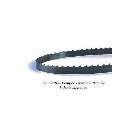 lame de scie ruban 2225 mm largeur 6 probois machinoutils. Black Bedroom Furniture Sets. Home Design Ideas
