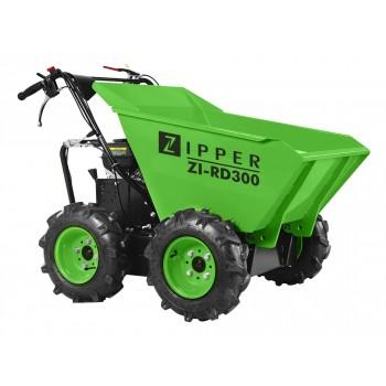 Mini dumper à roues Zipper ZI-RD300
