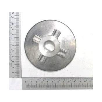 Brida exterior para sierra circulare de troncos, pala 400mm