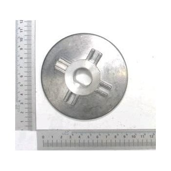 Outer flange for log saw blade of 400mm