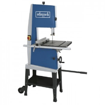Bandsaw Scheppach Basa3 with variable speed