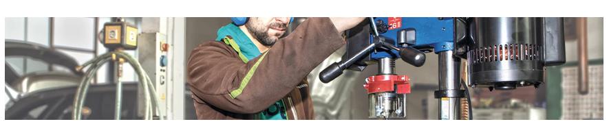Magnetic drill press - Probois machinoutils