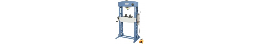 Pneumatic hydraulic press - Probois machinoutils