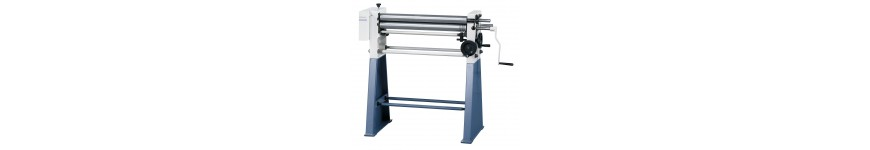 Sheet rolling machine - Probois machinoutils