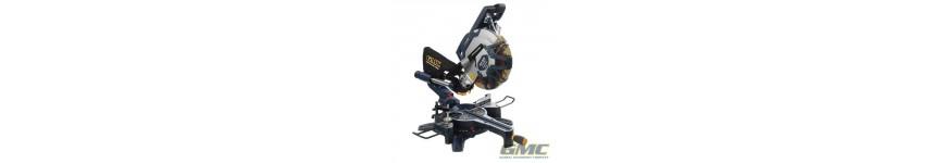 Pièces détachées pour la scie à onglet radiale 305 mm GMC - Probois machinoutils