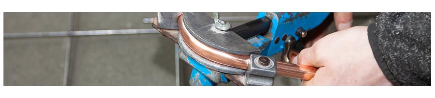 Manuelle und motorisierte Biegemaschine für Metall - Probois