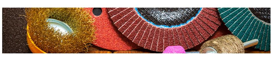 Abrasives for metal sanders - Probois Machinoutils