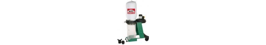 Pièces détachées pour aspirateur à copeaux Kity - Probois machinoutils