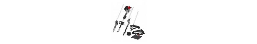 Spare parts for brushcutter and garden tools 4-in-1 Scheppach Woodstar