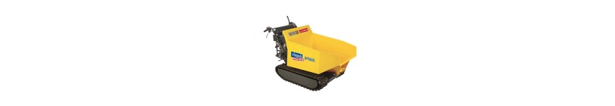 Room for mini dumper Scheppach - Probois machinoutils