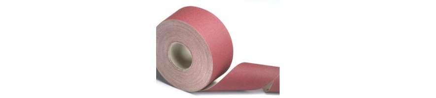 Papier de verre en rouleau pour ponçage manuel - Probois machinoutils