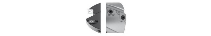Screw for spindle moulder's tools - Probois machinoutils