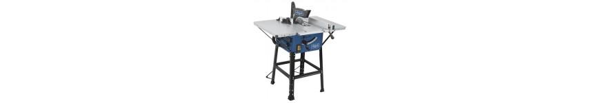 Pièces pour scie sur table Scheppach HS100s et HS100e ou Woodstar ST10e - Probois machinoutils