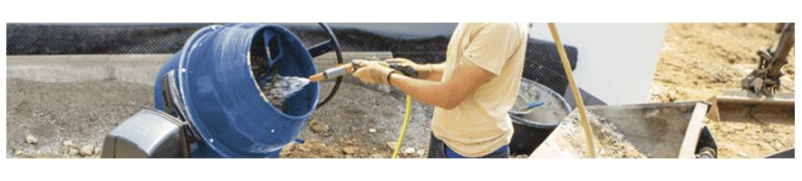 Concrete mixer - Probois machinoutils