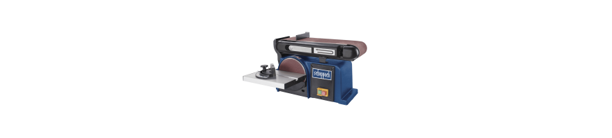 Belt and disc sanding machines - Probois machinoutils