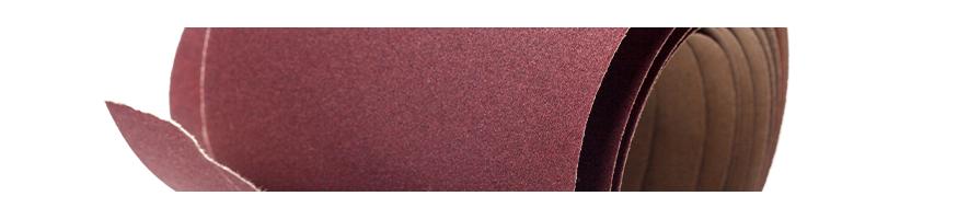 Bande abrasive 75x457mm pour ponceuse portative - Probois machinoutils