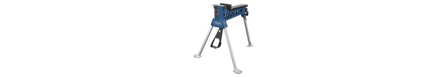 Trestle and portable workbench - Other supports - Probois Machinoutils