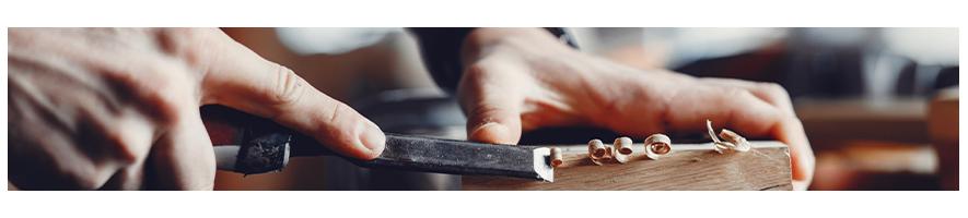 Gouges de tournage pour tour à bois - Probois machinoutils