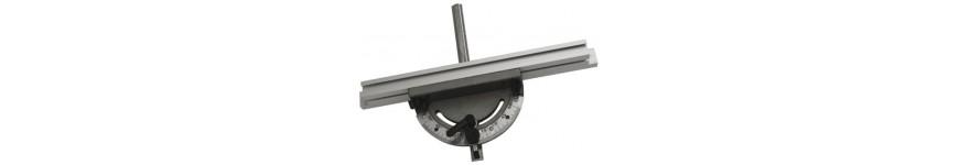 Las guías de ángulo para sierras de cinta Kity - Probois machinoutils