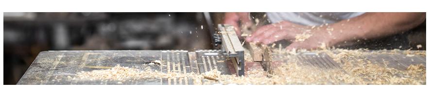 Todas las máquinas para trabajar la madera - Probois machinoutils